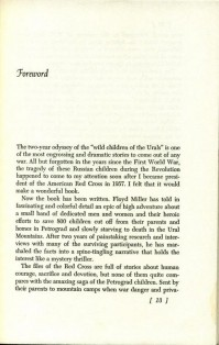 Floyd Miller. Wild Children of the Urals. 1965